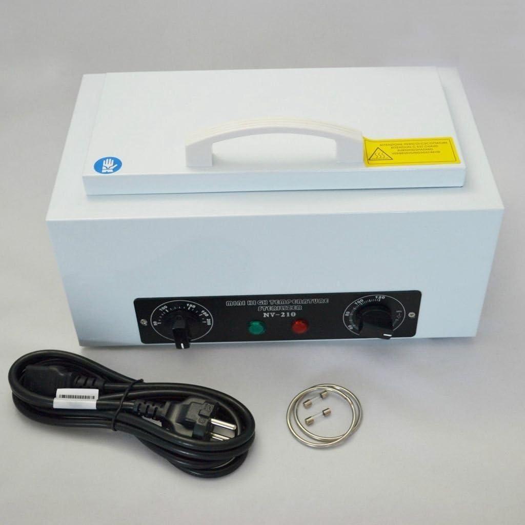 Elegante Autoclave esterilizador de calor seco Dental Dental médico veterinario adhesivo decorativo para armario UK Stock se vende por TT Denal