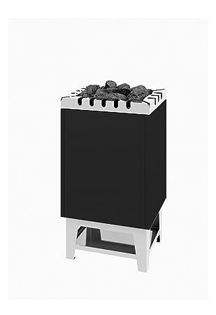 Sauna Horno de Stand Modelo tipo 33 - 5 Kw Antracita abrigo: Amazon.es: Salud y cuidado personal