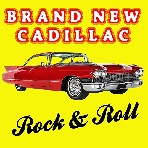 Brand New Cadillac Rock Roll By Various Artists On Amazon Music
