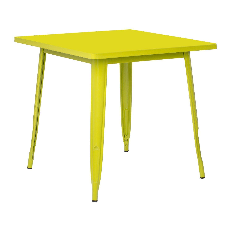Scegli Un Colore Beige Crema - SKLUM Tavolo LIX Legno Opaco 120x60
