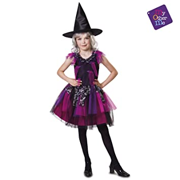 My Other Me Me Me - Bruja Halloween Bruja Disfraz, Multicolor, 5-6 ...