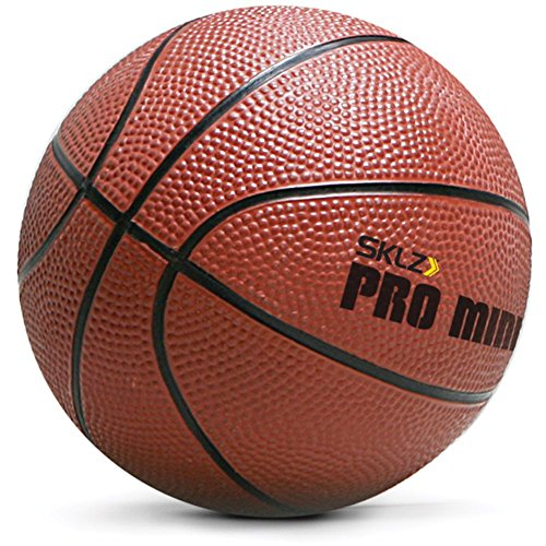 SKLZ Pro Mini Hoop 5-Inch Rubber Basketball