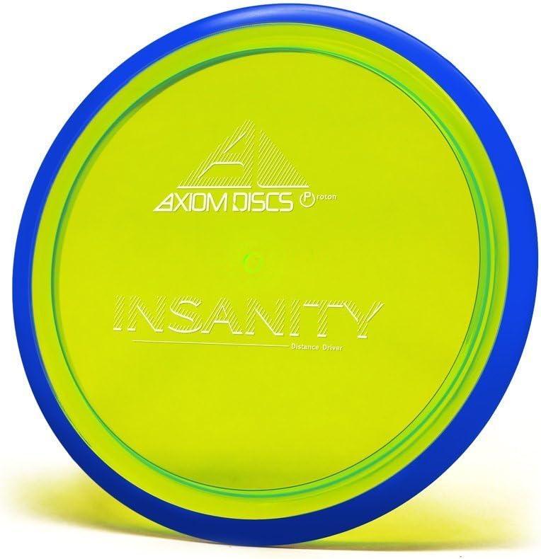Axiom Discs Proton Insanity Disc Golf Driver