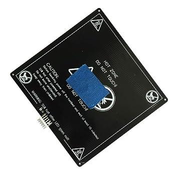 L.L.QYL Accesorios de Impresora 3D Mk3 Impresora de Aluminio 3D ...