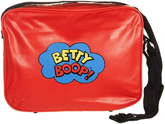 Character Sac bandouli/ère Betty Boop Stepping Out Courier Taille Unique