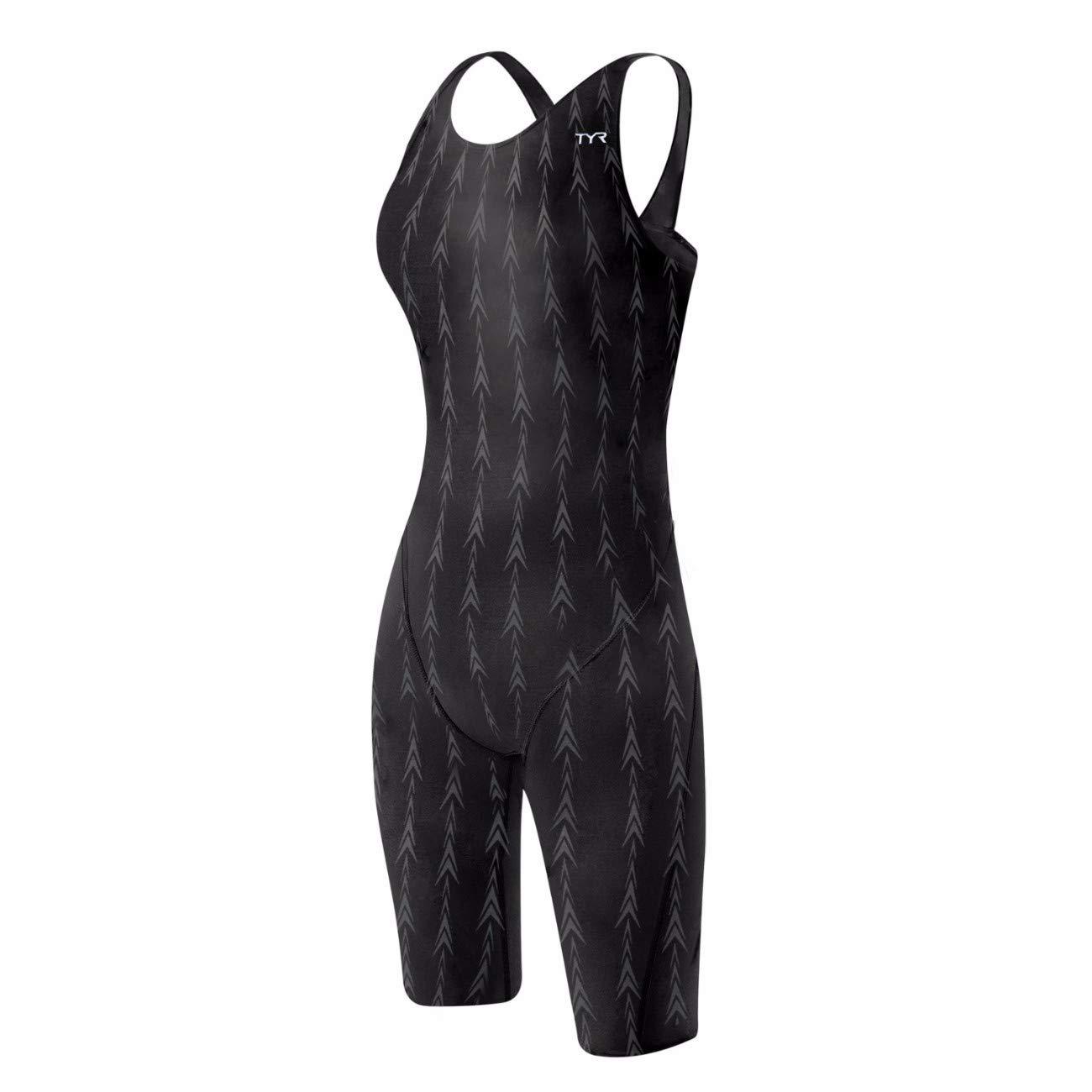 TYR Womens Fusion 2 Short John Swim Suit