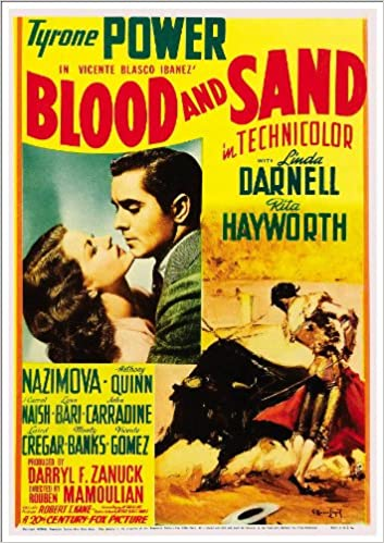blood and sand free movie
