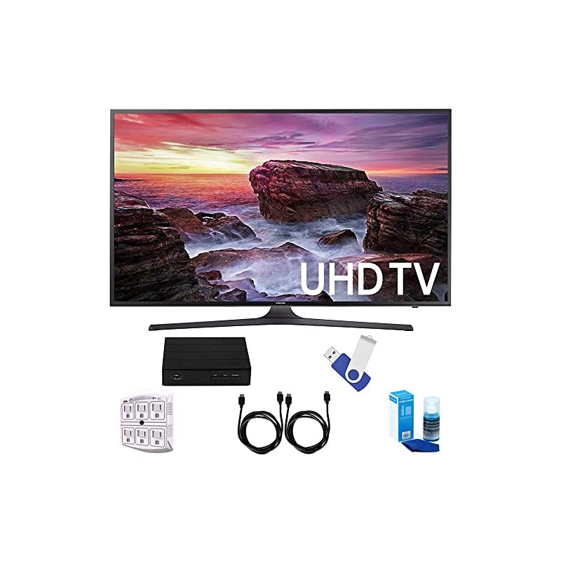 "Samsung UN40MU6290 6-Series 39.9"" LED 4K"