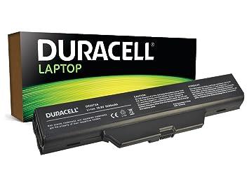 Duracell Bateria Original HP Compaq 456865-001 - se adapta 6720S | 6820S Ordenadores Portátiles