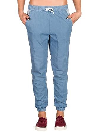 7772e44ea779 Pants Women Vans Heart Grove Jogger Pants  Amazon.co.uk  Clothing