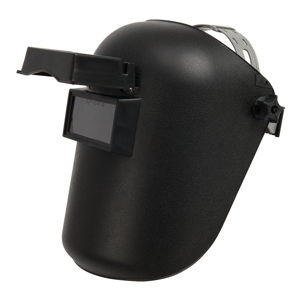 M/áscara para soldar con filtro inact/ínico Silverline 868520 Opacidad DIN11 EW