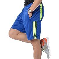 Hombre Pantalón Corto Pantalones Deportivos Fitness Bolsillos Pantalón