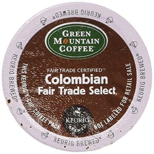 Green Mountain Columbian Light Trade Select K-Cups 80 Count