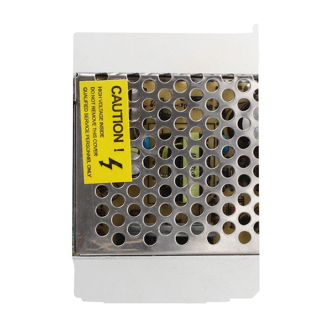 R TOOGOO Transformateur adaptateur 25W 100-240V TIRA LED G4 MR16