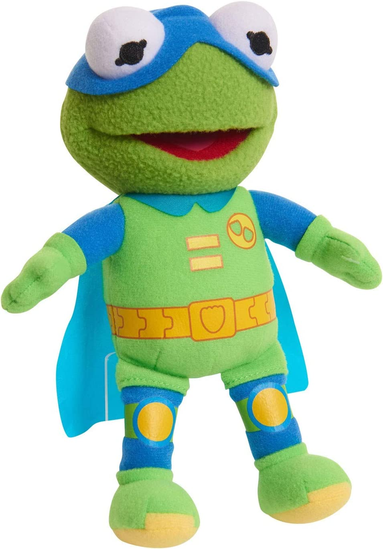 Muppet Babies Plush Figure Super Fabulous Piggy