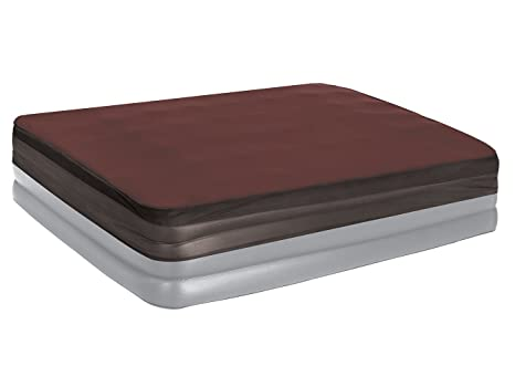 Amazon Com Lightspeed Outdoors Foam Topper For Air Beds Sports