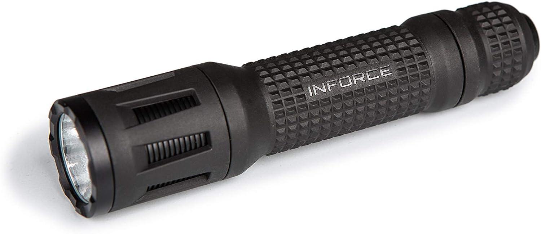INFORCE TFx Handheld Flashlight 700 Lumens White Light Flat Dark Earth Body TFX-06-1