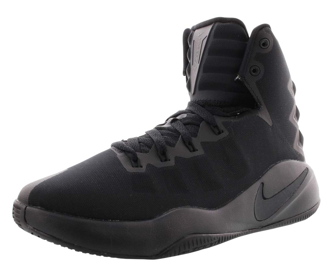 the latest 09987 6ea67 Amazon.com  Nike Kids  Grade School Hyperdunk 2016 Basketball Shoes (Black Grey,  4 Big Kid M)  Sports   Outdoors