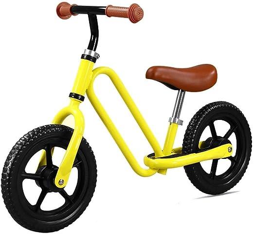 CQILONG-bicicleta de equilibrio Manillar/Asiento Elevables En ...