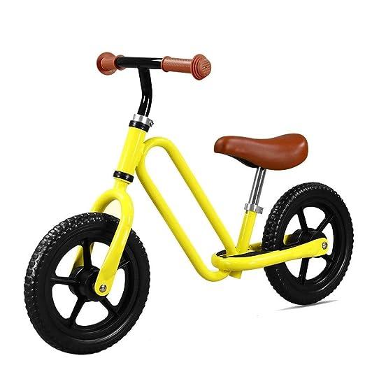 CQILONG-bicicleta de equilibrio Manillar/Asiento Elevables ...