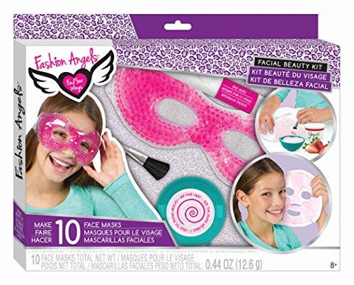 Fashion Angels Enterprises Make Your Own Facials Kit (Make Your Own Face Mask For Kids)