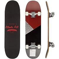 Deuba Monopatín Atlantic Rift Skateboard de Madera Actividad Exterior 80cm Antideslizante Ruedas ABEC 9 - Color a Elegir