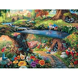 Disney Puzzle Alice In Wonderland Ceaco By Ceaco