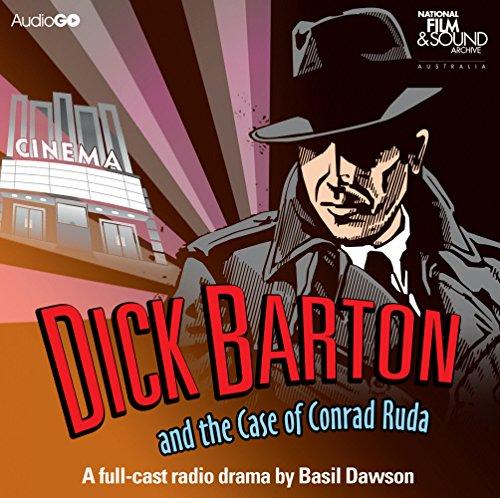 Dick Barton And The Case Of Conrad Ruda ebook