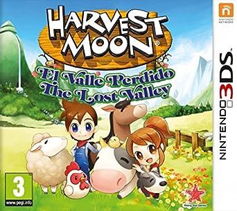 Harvest Moon El Valle Perdido Amazon Es Videojuegos