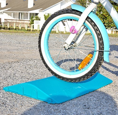 Volta Bike Rodeo Speed Bumps - Lightweight and Stable Obstacles for Riding Fun - Includes 2 Ramps with Non-Slip Pads - Ages 3 and Up by Volta