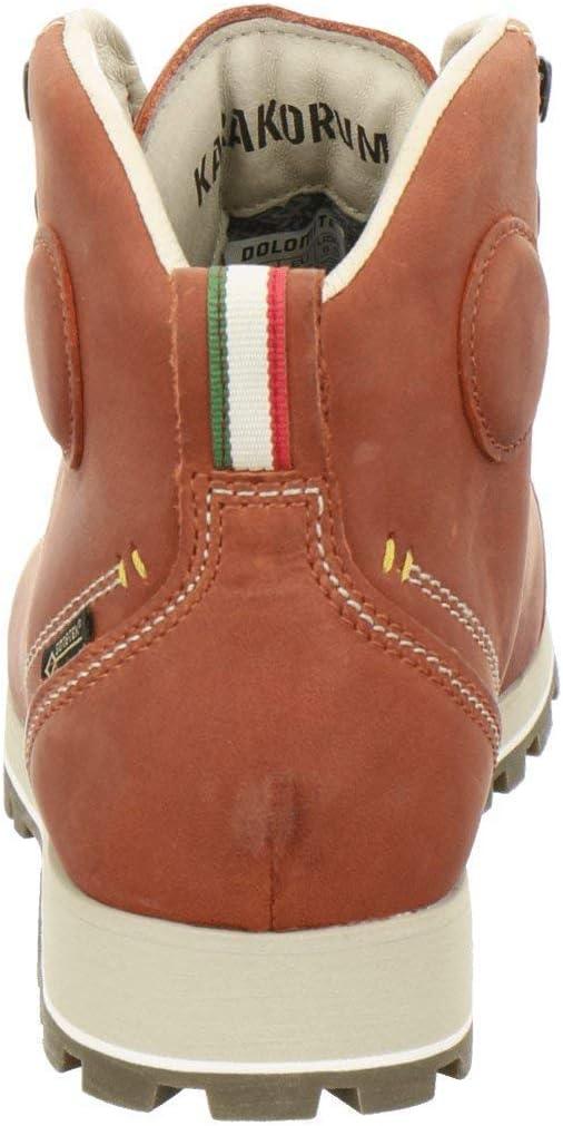 Dolomite Bota Cinquantaquattro High FG W GTX, bootschoen, dames Papri Orange