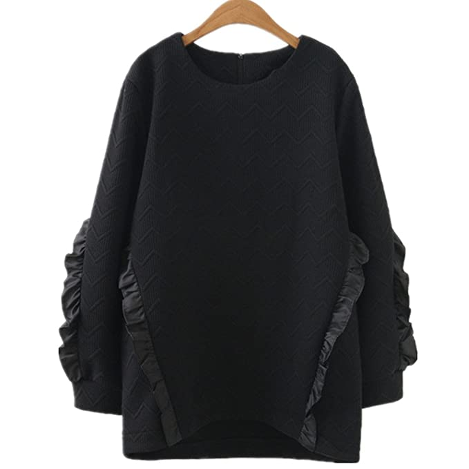 Amazon.com: moomtry Women s Fashion hilo de seda cuello ...