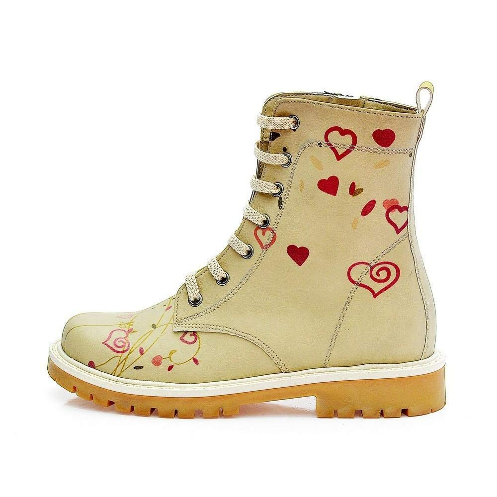 Goby Heart Long Boots COC310