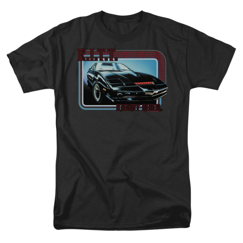 Knight Rider Kitt Size Xl Shirts