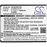 Cameron Sino Replacement Battery for BLU C746043210T,C746043230T Fits Studio 5.0K,D530K,D531K