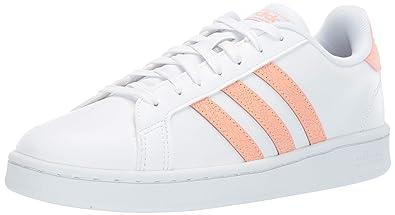 bce97b4f Amazon.com   adidas Women's Grand Court Sneaker   Fashion Sneakers