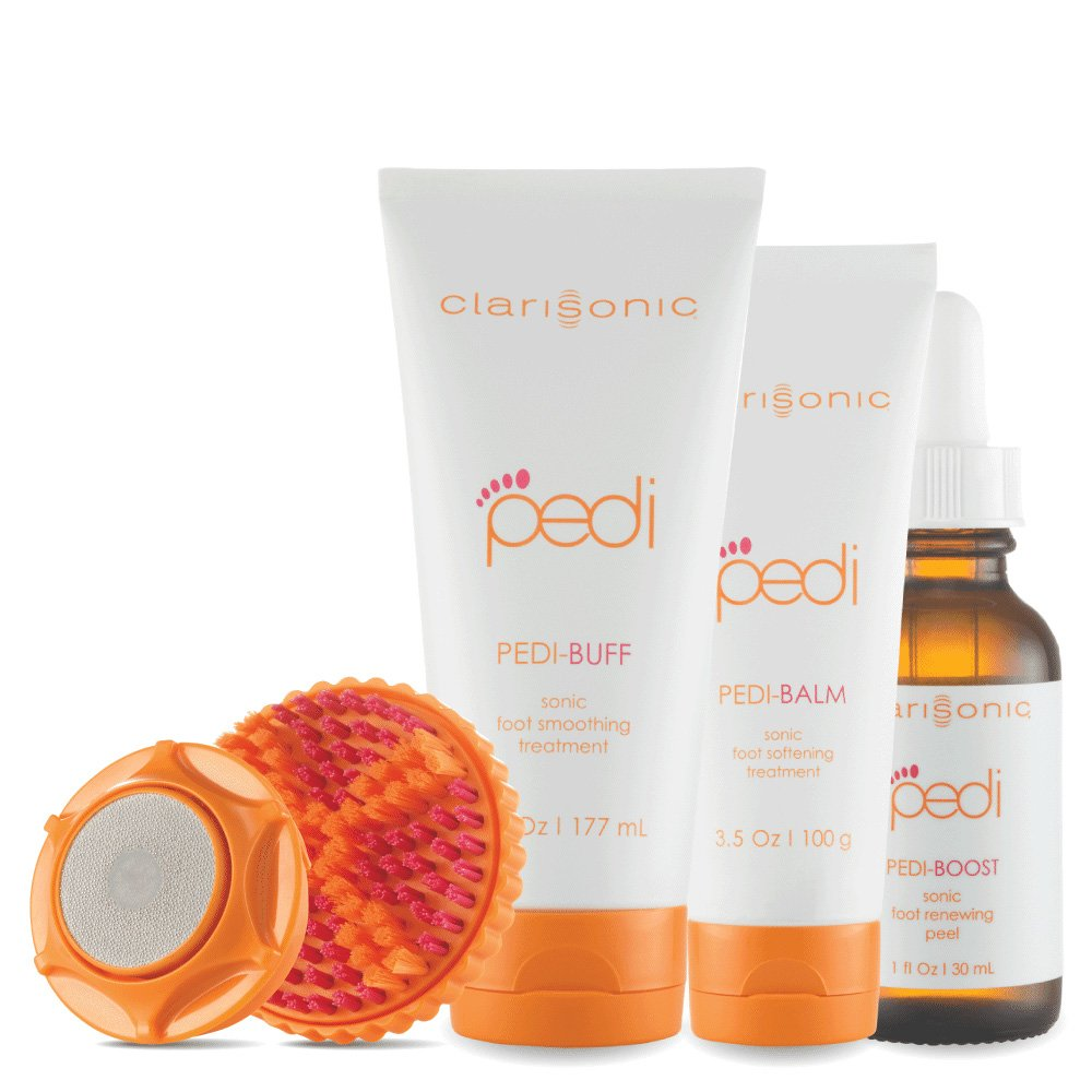 The One Thing: Pedi byClarisonic