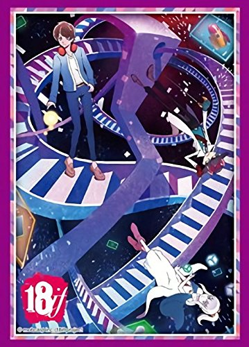 18if Haruto & Lily Card Game Character Sleeves Collection HG Vol.1388 TCG Anime Art