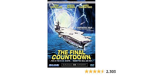 The Final Countdown [Reino Unido] [DVD]: Amazon.es: Kirk ...