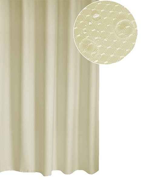 HOMEPPE Luxus Mildew-Free Vorhang für die Dusche, Farbe ...