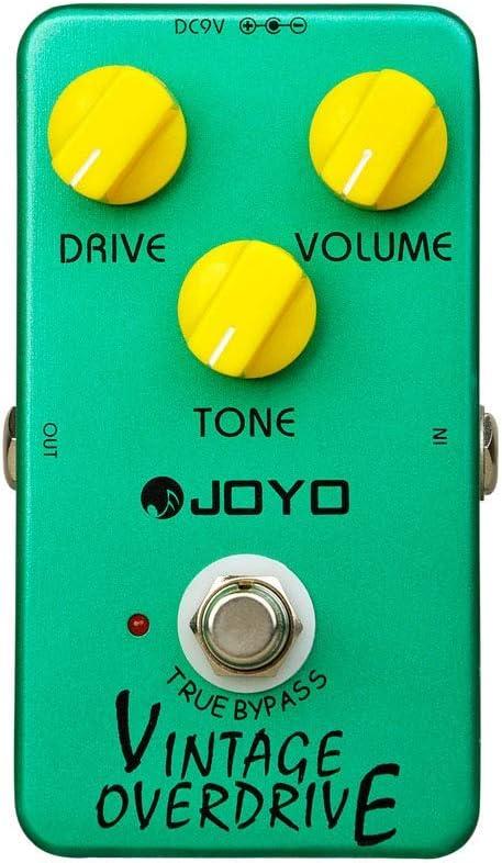 JOYO JF-01 Vintage Overdrive Guitar