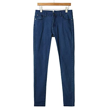 9cdf423b8 Beautyjourney Jean Grande Taille Femme Jeans Troue Pantalon Femme ...