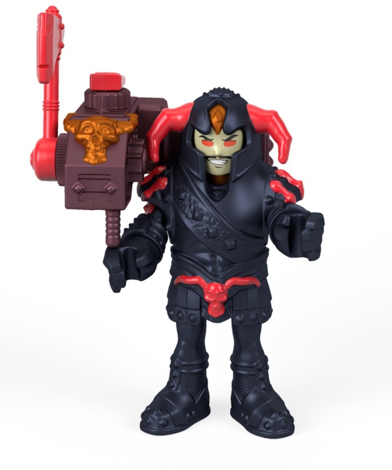 Fisher-Price Imaginext DC Super Friends, Steppenwolf
