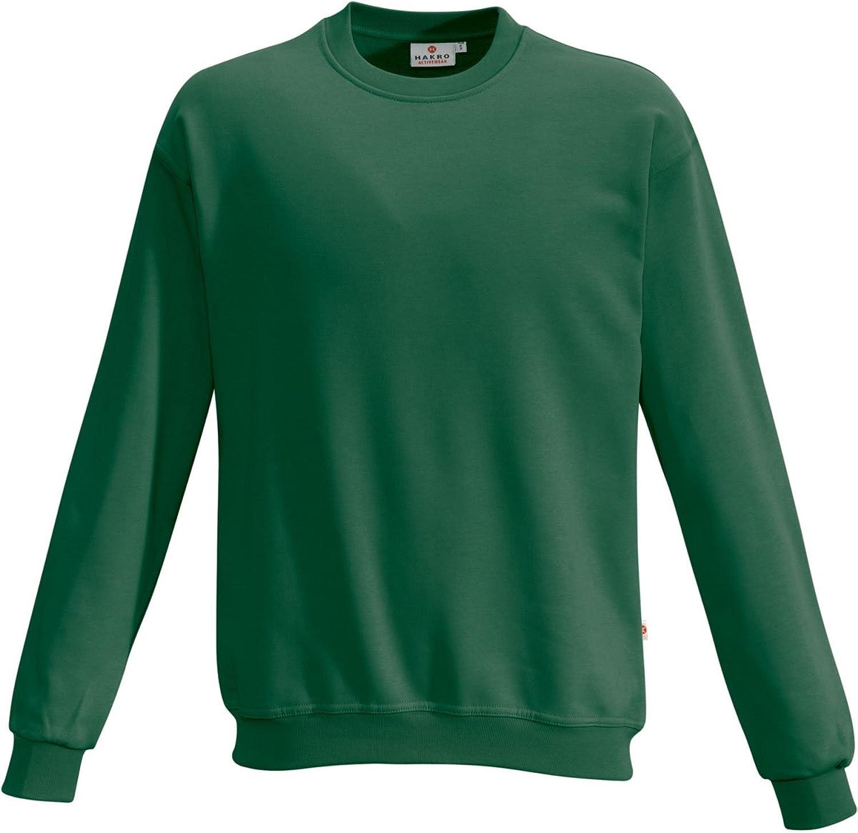 HAKRO Men's Crew Neck Long SleeveSweatshirt