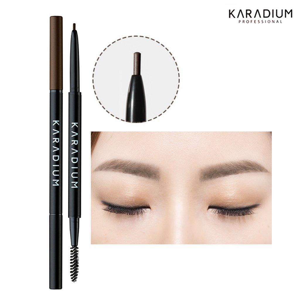 Amazon Karadium Skinny Eyebrow Pencil 008g 3 Colors 3 Grey