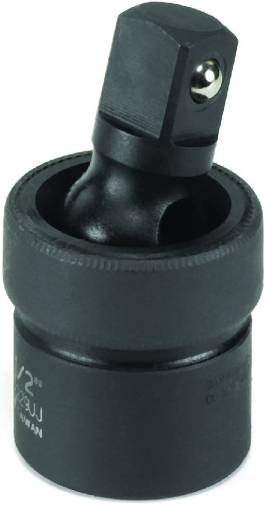 Grey Pneumatic 2229UJ 1//2 Drive x 1//2 Male Universal Joint with Friction Ball
