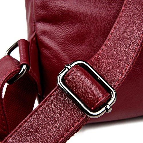 Mefly Freizeitaktivitäten Reisetasche Großes Volumen Wasserdichte Rucksack Multifunktionale Freizeit Tasche