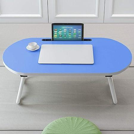 Alppq Duty Mesa plegable Mesa de computadora plegable Escritorio ...