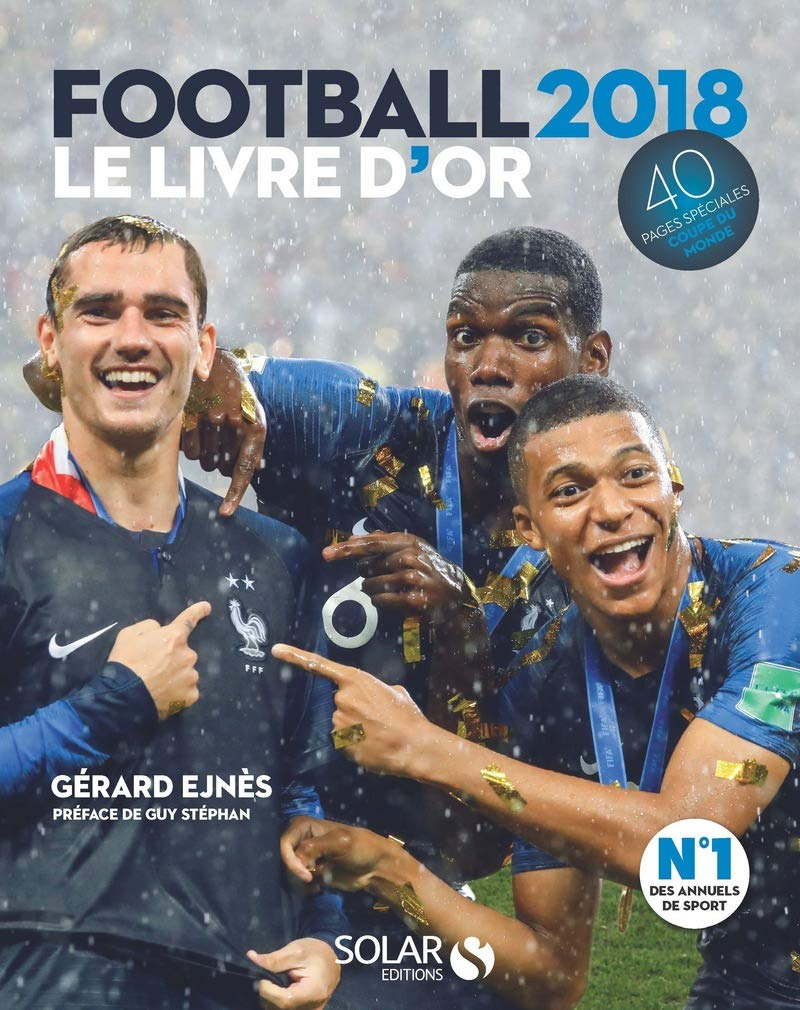 Le Livre D Or Football 9782263155918 Amazon Com Books