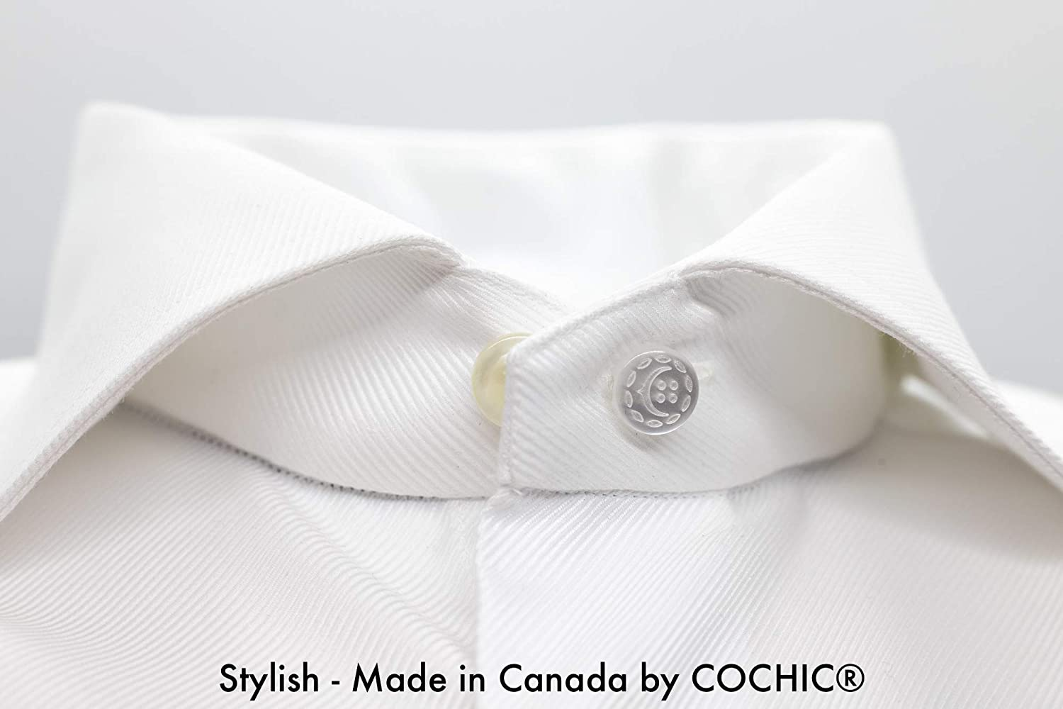 2 Sizes White Cochic/ Collar Extender